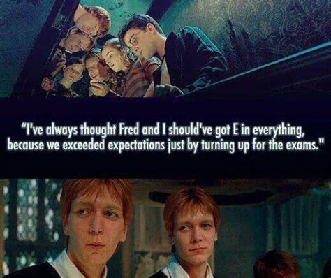Fred and George Weasley   Zitate aus harry potter, Oliver