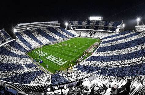 State College, PA - Penn State Football: Details Released