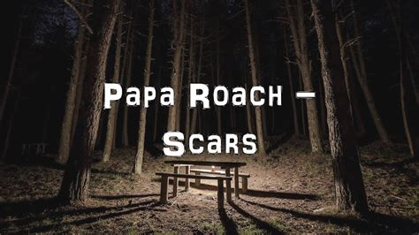 Papa Roach - Scars [Acoustic Cover