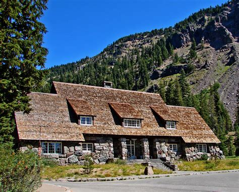 Crater Lake Lodge ,Or 9-06 | (1 in a multiple picture