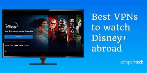 6 Best VPNs to Watch Disney Plus Abroad (Anywhere) in 2020
