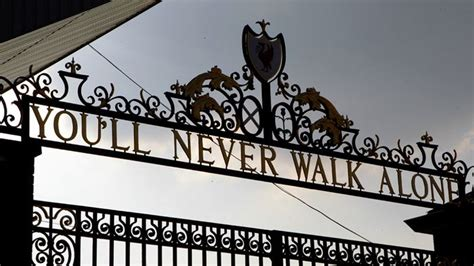 'You'll Never Walk Alone' is now a million-seller song