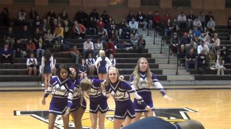 Northern Guilford Cheerleading 2012-2013 - YouTube