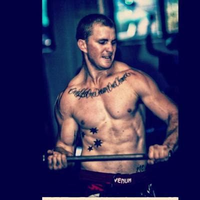 """Dave Butt (""""The Punisher"""") 