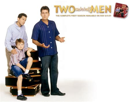 its not about amen it is about TWO and a half MEN ;)