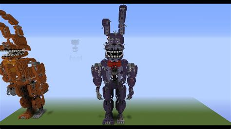 Minecraft Build Showcase Five Nights at Freddy's 4