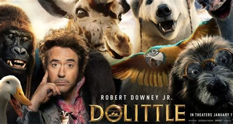 Dolittle Movie Screening Giveaway! – Theresa's Reviews