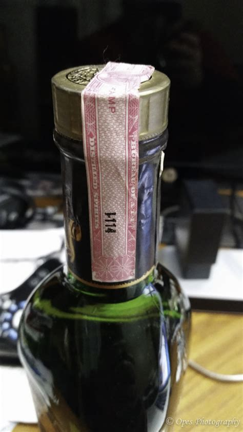 I Have An Old Glenfiddich Unblended - No Age, But In Green