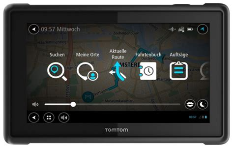TomTom-Driver-Terminal Pro 8275 Truck