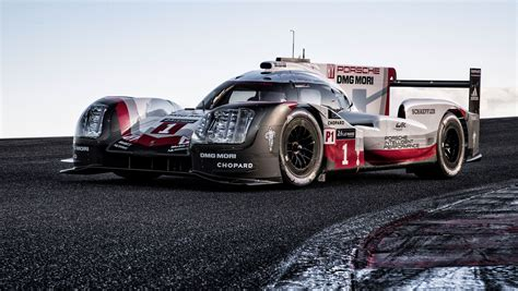 Porsche Officially Unveil The 919 Hybrid For 2017 - The Drive