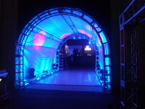 LED Tunnels – PartyWorks Interactive