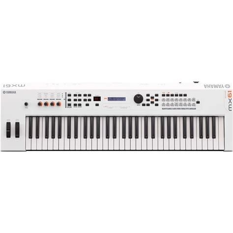MX BK/BU - Overview - Synthesizers - Synthesizers & Music