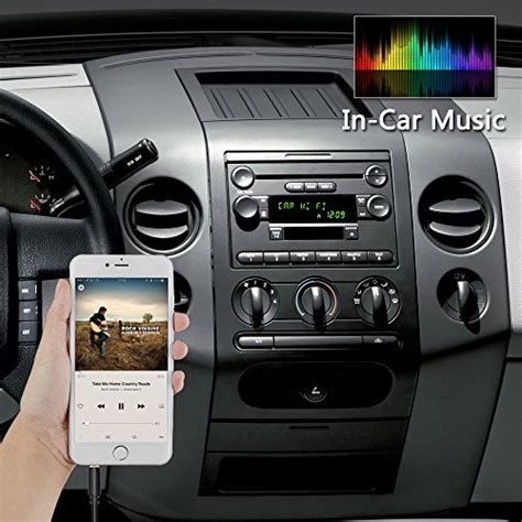 APPS2Car Car Stereo AUX Adapter, 3