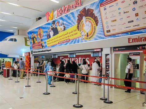 KidZania Dubai Mall - Dubai With Kids