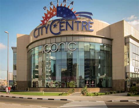 City Centre Deira Mall – Shops, Hotel, Map, Restaurants