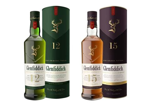 Glenfiddich revamp to 'entice' new drinkers   Scotch Whisky