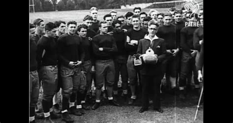 Documentary The Invention of the American Football Helmet