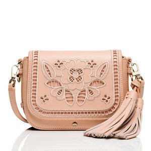 KATE SPADE Madison Avenue Collection Embroidered Woodcrest