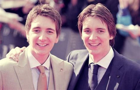 James & Oliver/Fred & George - famous-twins Photo   Good