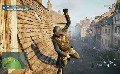 Reports: Assassin's Creed Unity is a glitchy performance