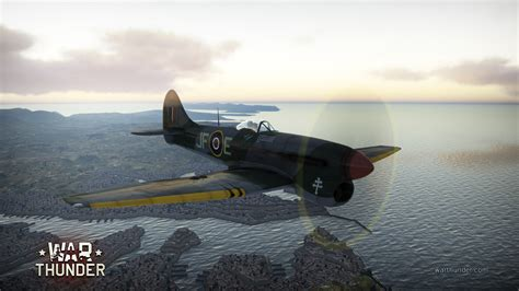 Ace of the Month – Pierre Clostermann - News - War Thunder