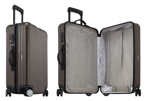 Rimowa SALSA Deluxe Luggage at The Best Things