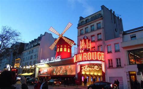 Moulin Rouge With Dinner & Paris City Tour | Get the Best