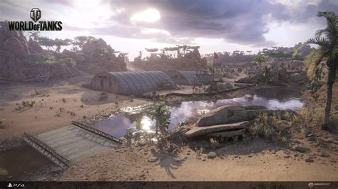 All PS4 Owners Can Try World of Tanks' Beta Next Month