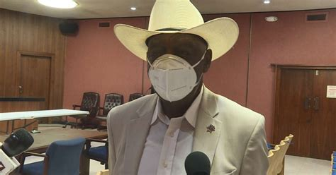 Monroe City Marshal Wince Highshaw announces he will not