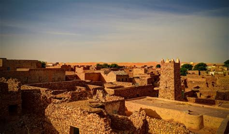 Chinguetti, the Village in the Sahara Filled with Desert