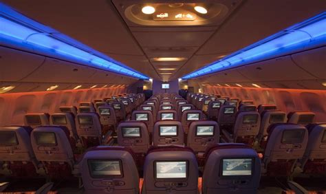 In-flight review: Qatar Airways: A320 and 777: Bangalore