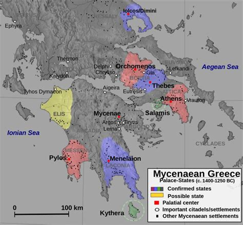 Archaeologists Find A Mycenaean Tomb In The Greek Island