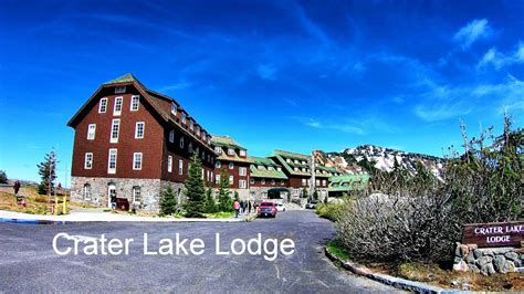 Crater Lake Lodge - a video tour - YouTube