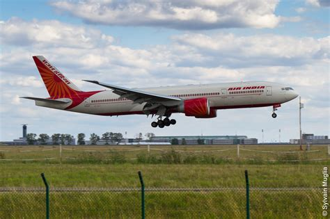 Exclusive photos: Air India strips its newest Boeing 777
