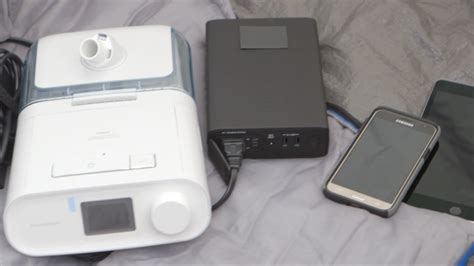 Portable Outlet 150 - Rechargeable CPAP Battery