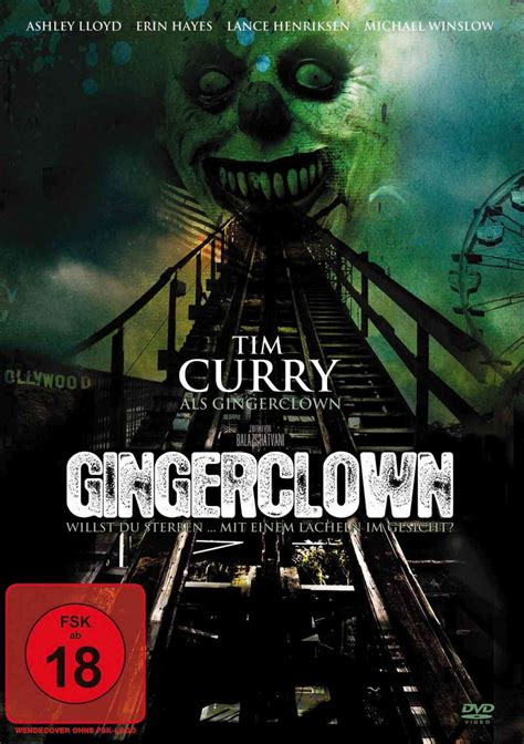 Gingerclown 3D - Film 2011 - Scary-Movies