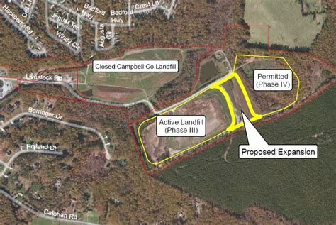 Residents express concern on Rustburg landfill expansion