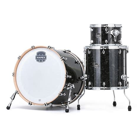 """Mapex SaturnV MH Tour Edition 22"""" Black Pearl 10098621"""