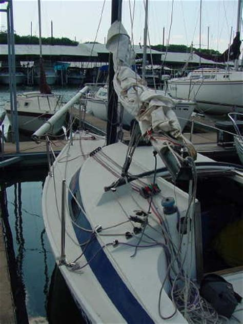 Freedom 21 sailboat for sale