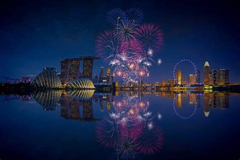 Singapore's National Day - 2018 Date, Parade, Speech
