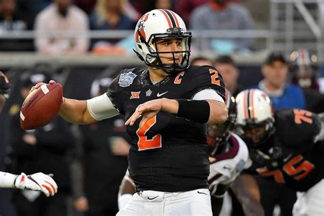 Mason Rudolph drafted by Pittsburgh Steelers in 3rd round