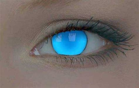 Freaky Contact Lenses that are Meant to Scare People