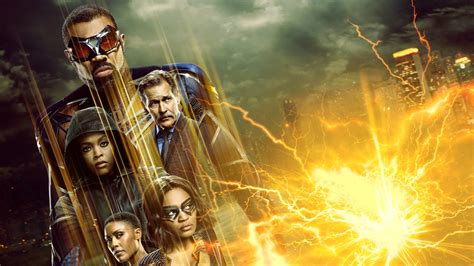 Black Lightning Season 3 Serie Watch Online - GoMovies Free