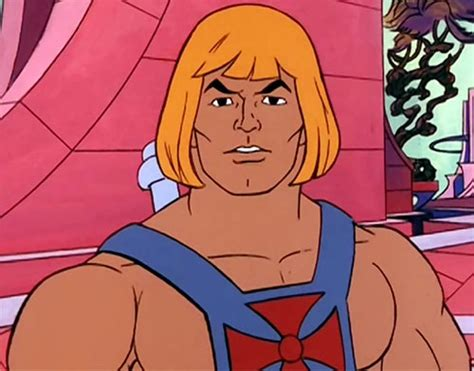 He-Man - Masters of the Universe - 1980s cartoon