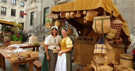 Old Montreal Is Transforming Into A FREE 18th-Century