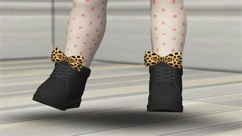 RUKISIMS BOW SNEAKERS KIDS AND TODDLER at REDHEADSIMS