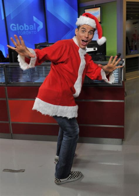 Celebrities In Santa Suits And Hats Will Make Your Holiday