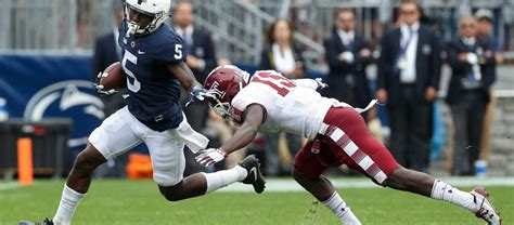 Penn State Fills It's Football Schedule | 93