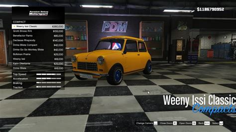 GTA 5 Premium Deluxe Motorsport Car Dealership Mod v4
