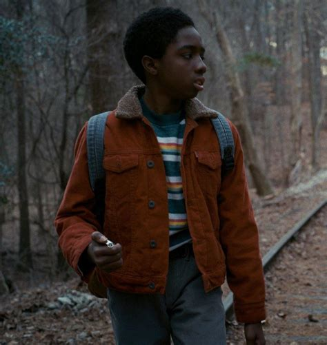 Anyone know where I can get Lucas's jacket? : StrangerThings